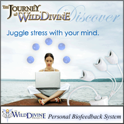 Wild Divine Biofeedback System