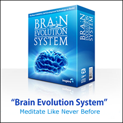 Meditate with the Brain Evolution System