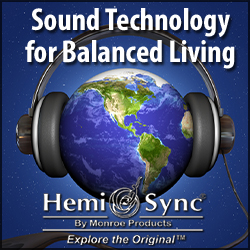 Hemi-Sync Sound Technology with Binaural Beats
