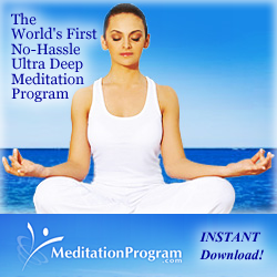 Downloadable Meditation Program