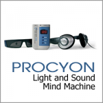 Procyon Light and Sound Mind Machine
