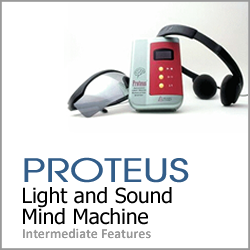 Proteus Light and Sound Mind Machine