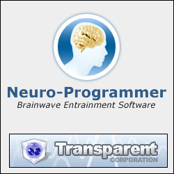 Downloadable Neuro-Programmer Software for Brainwave Entrainment
