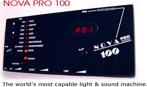 Nova Pro 100 by Photosonix